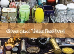 Give and take festival