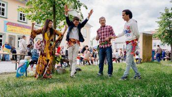 Permalink to: International Student Week in Ilmenau