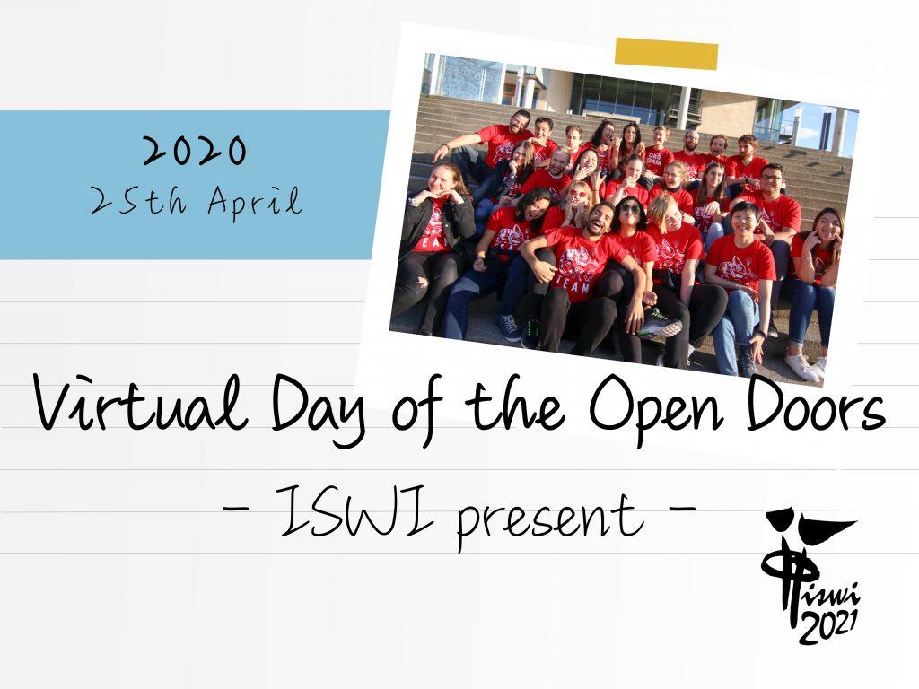 Virtual Open Door Day