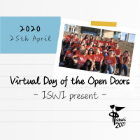 Virtual Open Door Day